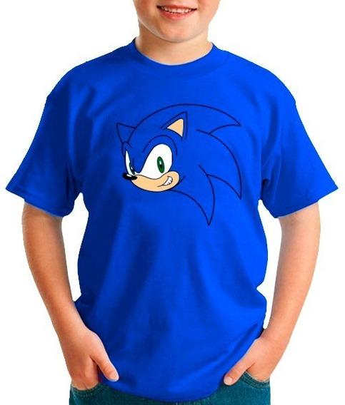 Playera Personajes Sonic