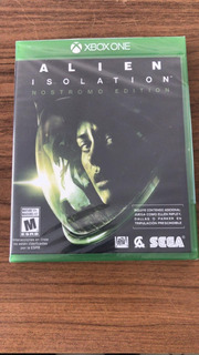 Alien Isolation Nostromo Edition Sellado