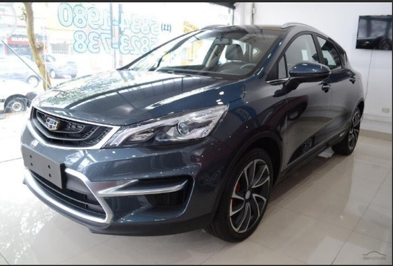 Geely Emgrand Gs Gsp Executive