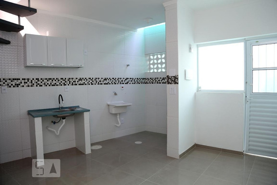 Casa Para Aluguel - Parque Pinheiros, 1 Quarto, 35 - 893104492