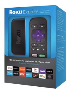 Roku Express 3900rw Ticotek