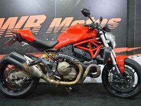 Ducati - Monster 821 - 2015