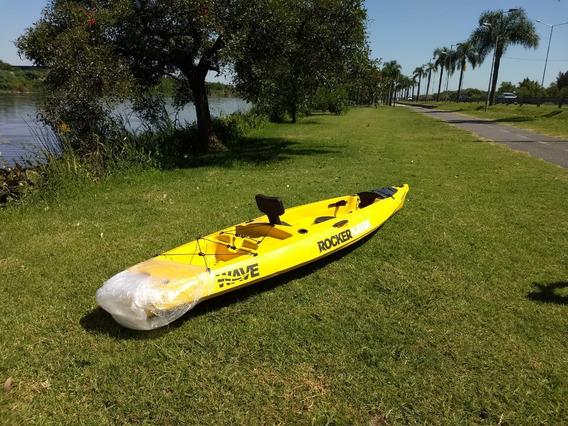 Kayak Rocker Wave Excelentes!! Nuevos