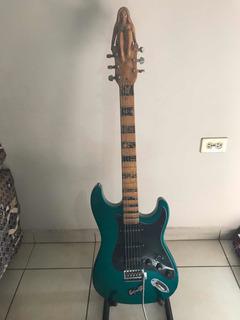 Guitarra Eléctrica Memphis Con Brazo Siales
