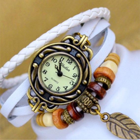 Relógios Pulseira De Folha