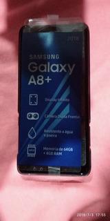 Celular Samsung A8 Plus