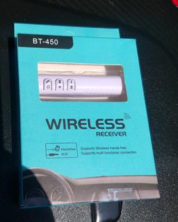 Adaptador Bluetooth Para Auto De Plu