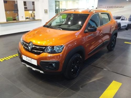 Renault Kwid 1.0 Sce 66cv Intense (ca)