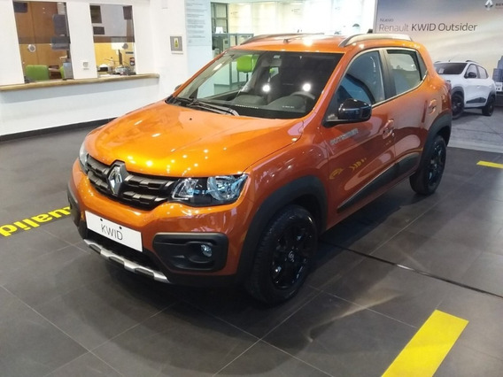 Renault Kwid Outsider 1.0 2020 0km Patentado(ca)