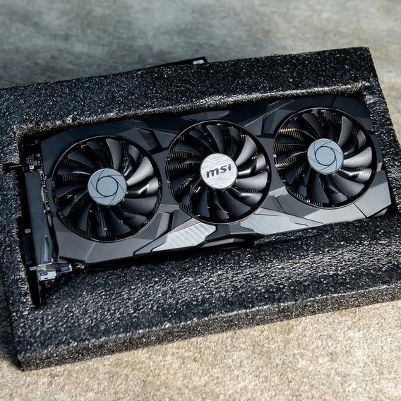 Msi Geforce Gtx 1080 Ti Duke 11g Oc (perfeita, Seminova)