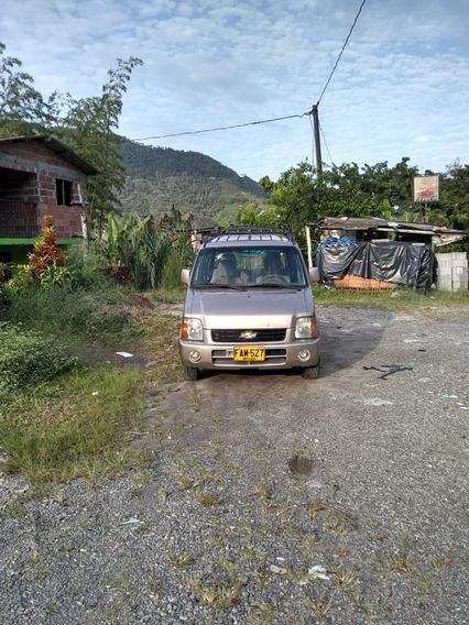 Chevrolet Wagon R 1.2