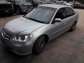 Honda Civic 1.7 Ex 2005 Muy Muy Bueno