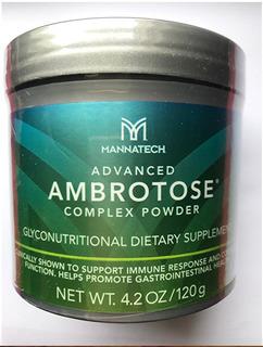 Mannatech Advanced Ambrotose 120g Powder (f)