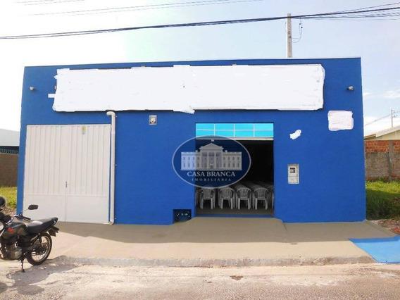 Barracão À Venda, 200 M² Por R$ 250.000 - Umuarama - Araçatuba/sp - Ba0054