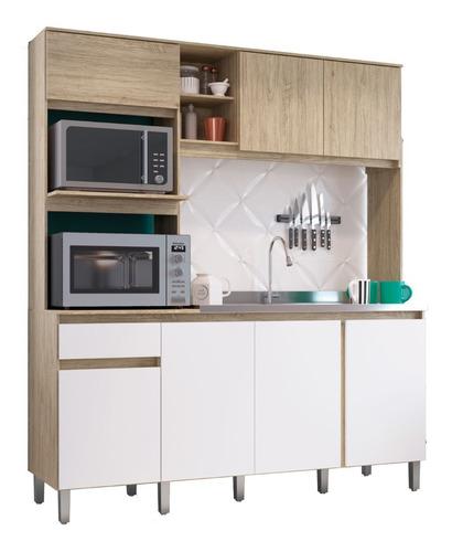 Imagen 1 de 4 de Mueble De Cocina Kit Completo Puertas Cajones Amoblamiento