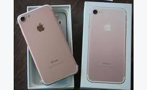 iPhone 7 Normal Rose 128 Gben Oferta
