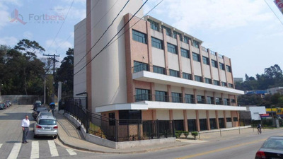 Prédio Comercial Para Locação, Laranjeiras, Caieiras - Pr0007. - Pr0007