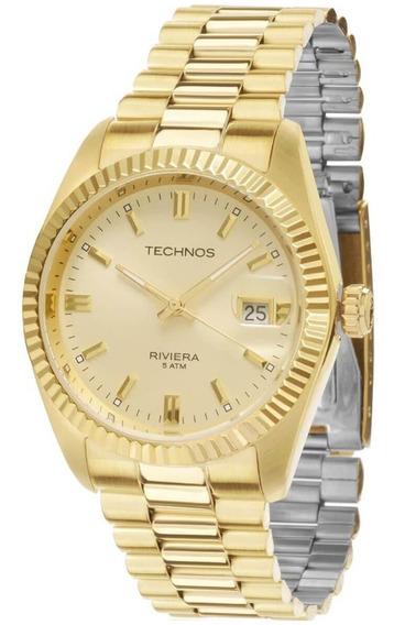 Relógio Masculino Technos 2115ef/4x Barato Original Garantia