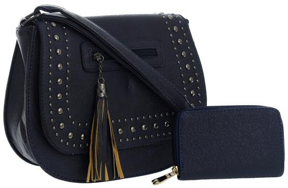 Bolsa Da Moda Elegancia Tendência Novidade Com Carteira Nova