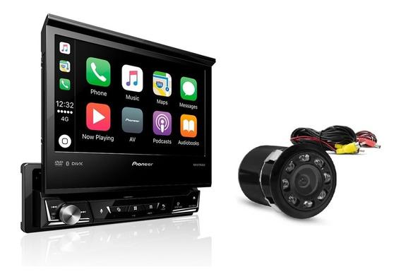 Dvd Pioneer Retratil Avh-z7180tv Camera De Re Visão Noturna