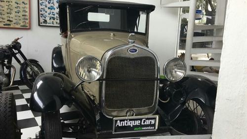 Imagen 1 de 8 de Ford A  D. Phaeton Coupe