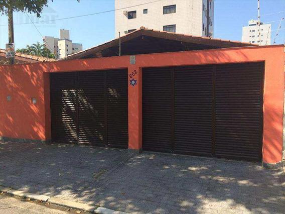 Casa Com 4 Dorms, Praia Da Enseada, Guarujá - R$ 429 Mil, Cod: 1740 - V1740