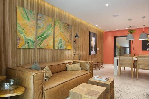 Apartamento Com 4 Quartos  À Venda, 130 M² Por R$ 1.449.000 - Charitas - Niterói/rj - Ap47355