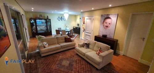 Apartamento Venda 3 Dorms 3 Suites 3 Vagas 179m - Ap6070