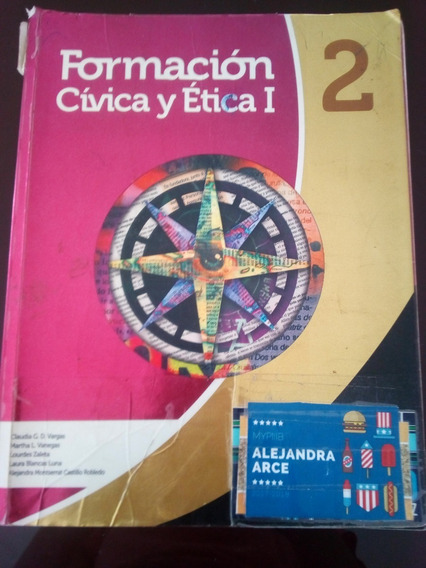 Formación Cívica Y Ética I 2013