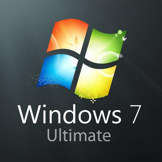 Windows 7 Ultimate Licença Chave Serial Original