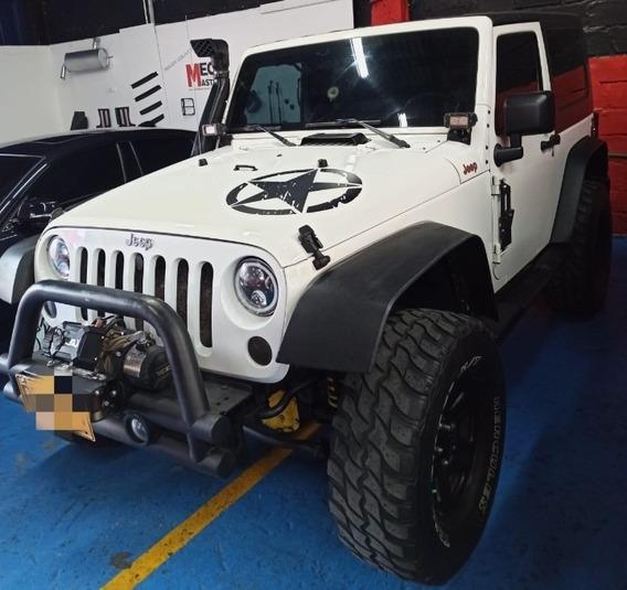 Jeep Wrangler 2010 3.8 Mt