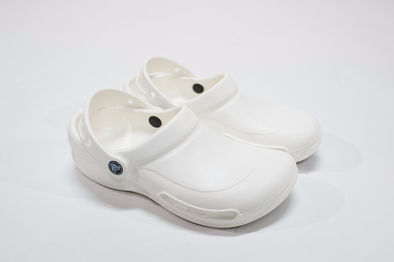 Zueco Crocs Originales Bistro Unisex Blanco