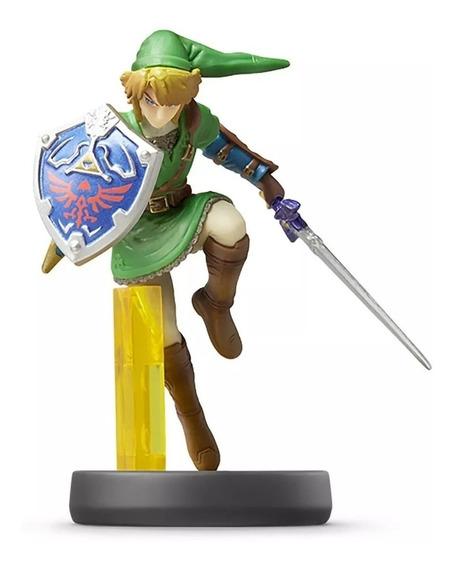 Amiibo Link Zelda