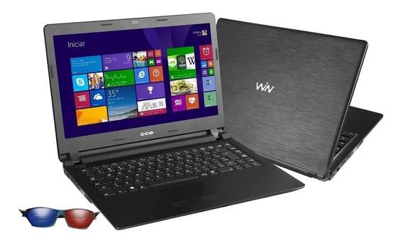 Notebook Cce Win Dual Core 2gb Ram Hd 500gb