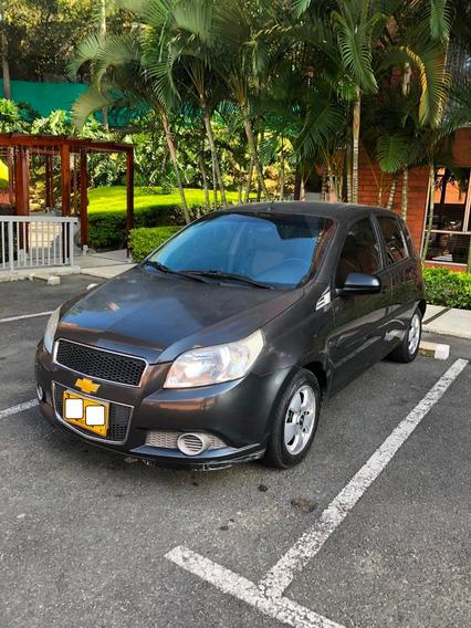 Chevrolet Aveo Emotion Mt 1.6 Aa 5 Puertas