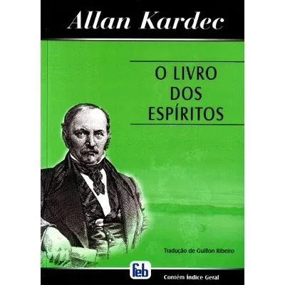 Epiritismo /livro Dos Espiritos (capa Verde) 13x18-6939 Feb