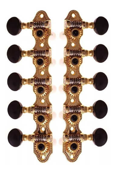 Tarraxa Viola Pino Grosso Dourada 18 D. Rozini Rax339gpg-sb