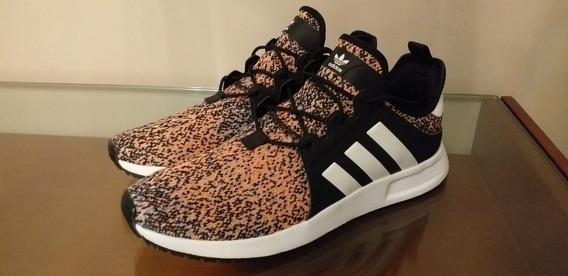 Tenis adidas X_plr Preto Coral