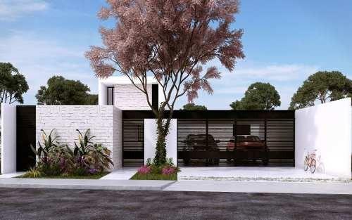 En Venta Hermosa Casa De Dos Plantas Al Norte De Mérida, Dzityá, Aitana, Mod B1