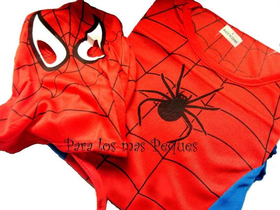Disfraz Infantil Superhéroes: Hombre Araña - Spiderman