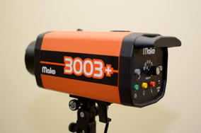 Flash Mako 3003+ Com Modificador De Luz