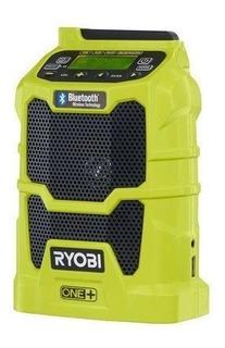 Ryobi Zrp742 18 V Uno Compact Con Bluetooth De Radio Certifi