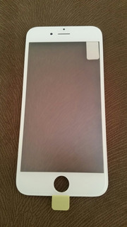 Vidro Branco iPhone 6 4.7 + Benzel + Oca