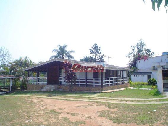 Terreno À Venda, 288 M² Por R$ 410.000 - Caputera - Arujá/sp - Te0724