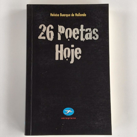 Livro: 26 Poetas Hoje