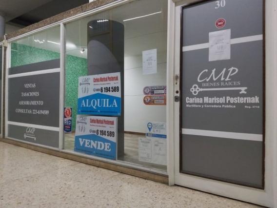 Oficina Reciclada En Venta Zona Plaza Colon