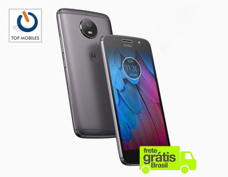 New Smartphone Motorola Moto G 5s 2 Chips Android 7.1.1 5.2