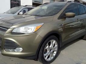 Ford Escape 2.5 Se Plus Piel Limited T/pano At