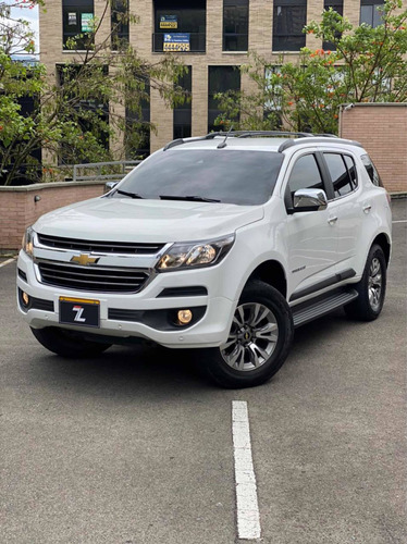 Chevrolet Trailblazer 2018 2.8 Ltz