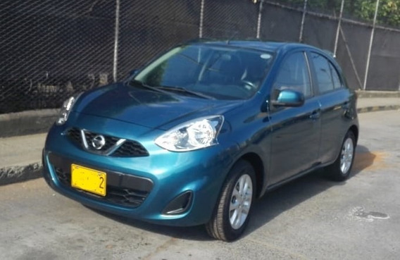 Nissan March Sense Mt 1600cc Aa